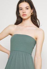 Even&Odd - Maxi dress - green - 3