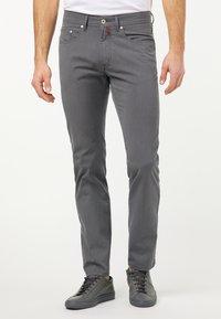 Pierre Cardin - Straight leg jeans - grau - 1