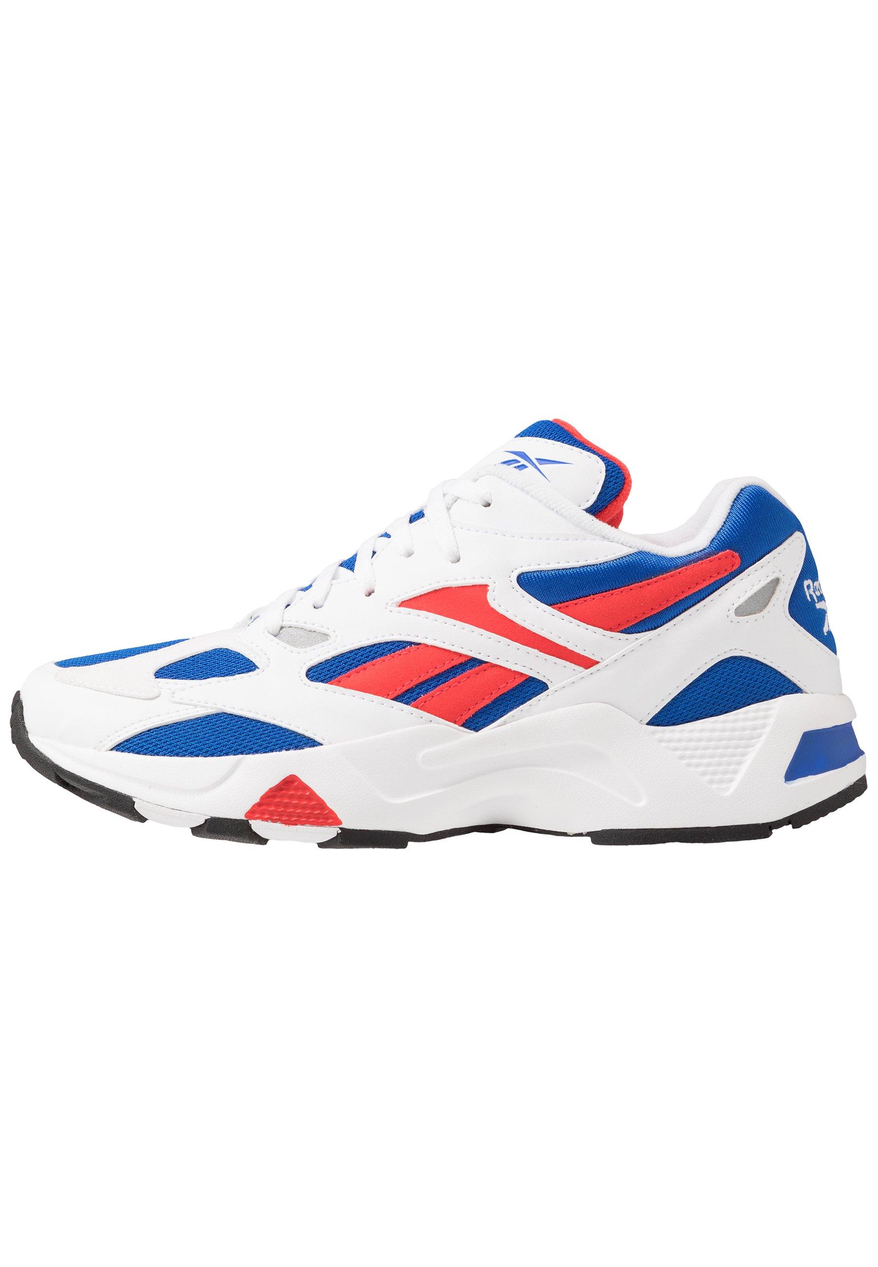 AZTREK 96 Sneakers whitehumble blueradiant red