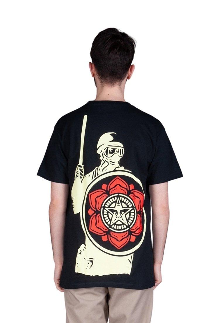 Herren RIOT COP PEACE SHIELD CLASSIC TEE - T-Shirt print