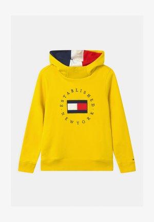 HERITAGE HOODIE - Hoodie - yellow