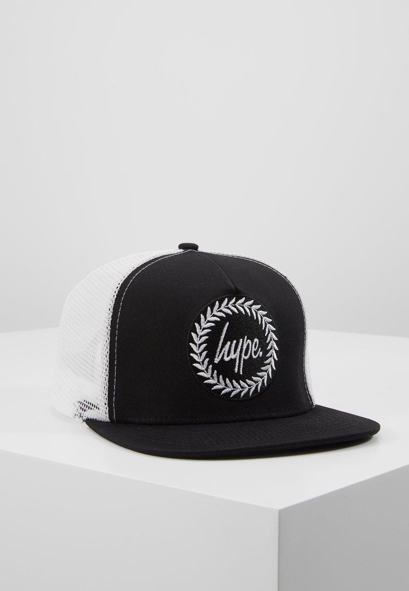 Hype - CAP - BLACK TRUCKER - Kšiltovka - black