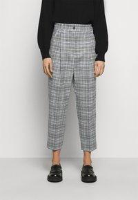 Marella - EGOISTA - Pantalon classique - grigio - 3