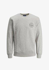 Jack & Jones Junior - Sweatshirt - light grey melange - 5