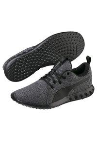 Puma - Neutral running shoes - black-black - 2