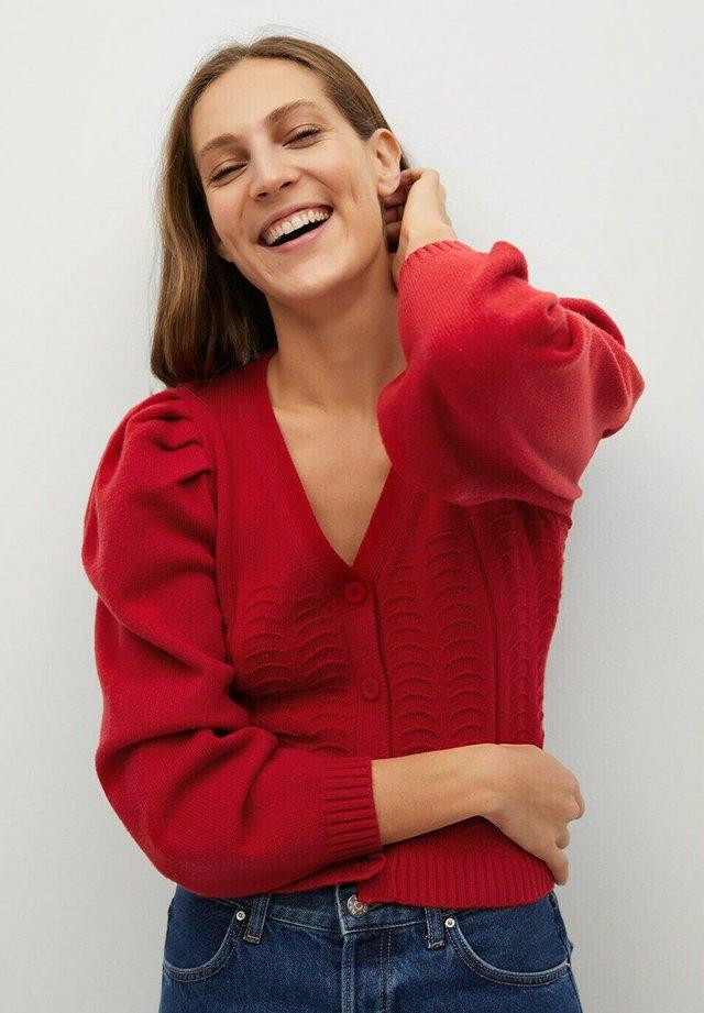 EIFFEL - Cardigan - rood