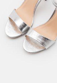 Esprit - VALERIE - High heeled sandals - silver - 5