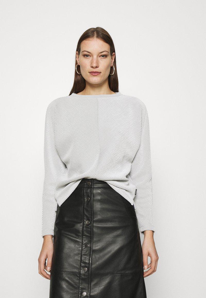 Calvin Klein - Jumper - white/black