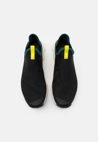 adidas Performance - TERREX VOYAGER SUMMER.RDY TRAVEL SHOES - Hikingschuh - core black/wild teal/acid yellow - 3