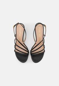 Stuart Weitzman - MELODIE 75 - Sandals - black - 5