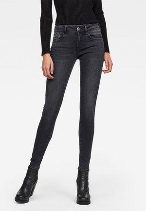 LYNN MID SKINNY  - Jeans Skinny - blue denim
