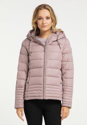 Winter jacket - nude