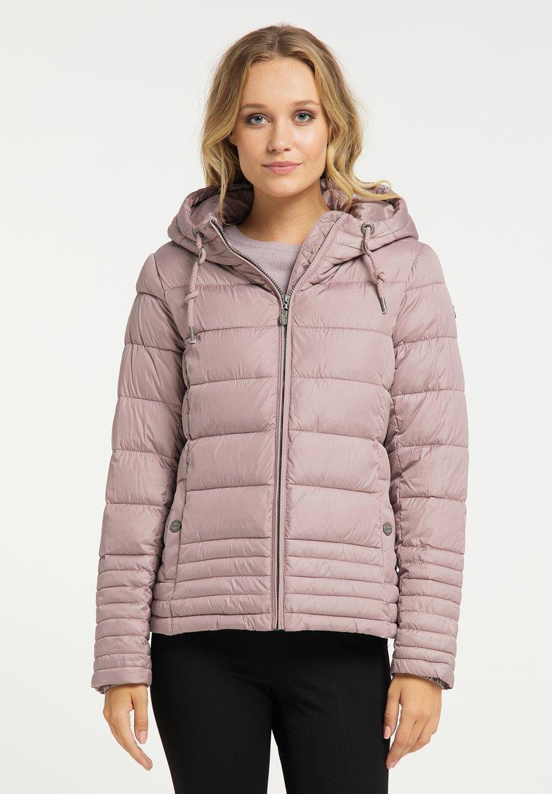 DreiMaster - Winter jacket - nude