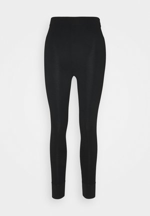 Leggings - Trousers - noir