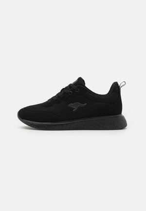 K-ACT BEAL - Sneakers laag - jet black