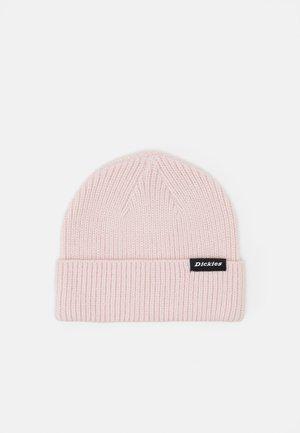 WOODWORTH UNISEX - Beanie - light pink