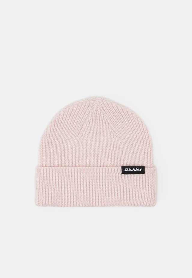 WOODWORTH UNISEX - Beanie - light pink