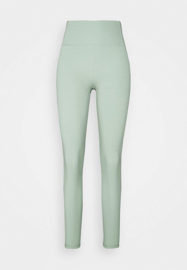CASSIE HIGHWAIST - Pyjamabroek - green