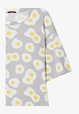 Nightie - grigio mel.chiaro st.eggs