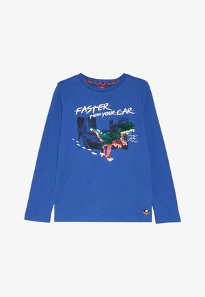 Longsleeve - royal blue
