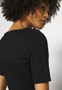 Anna Field - Shift dress - black - 5