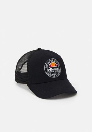 PONTRA TRUCKER UNISEX - Caps - black