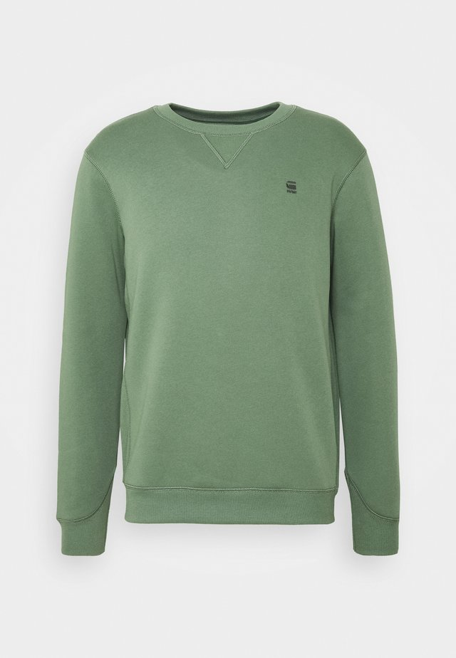 PREMIUM CORE - Sweater - teal grey