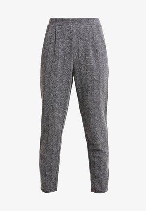 ONLFLIFE PANTS - Kalhoty - dark grey melange/moonbeam