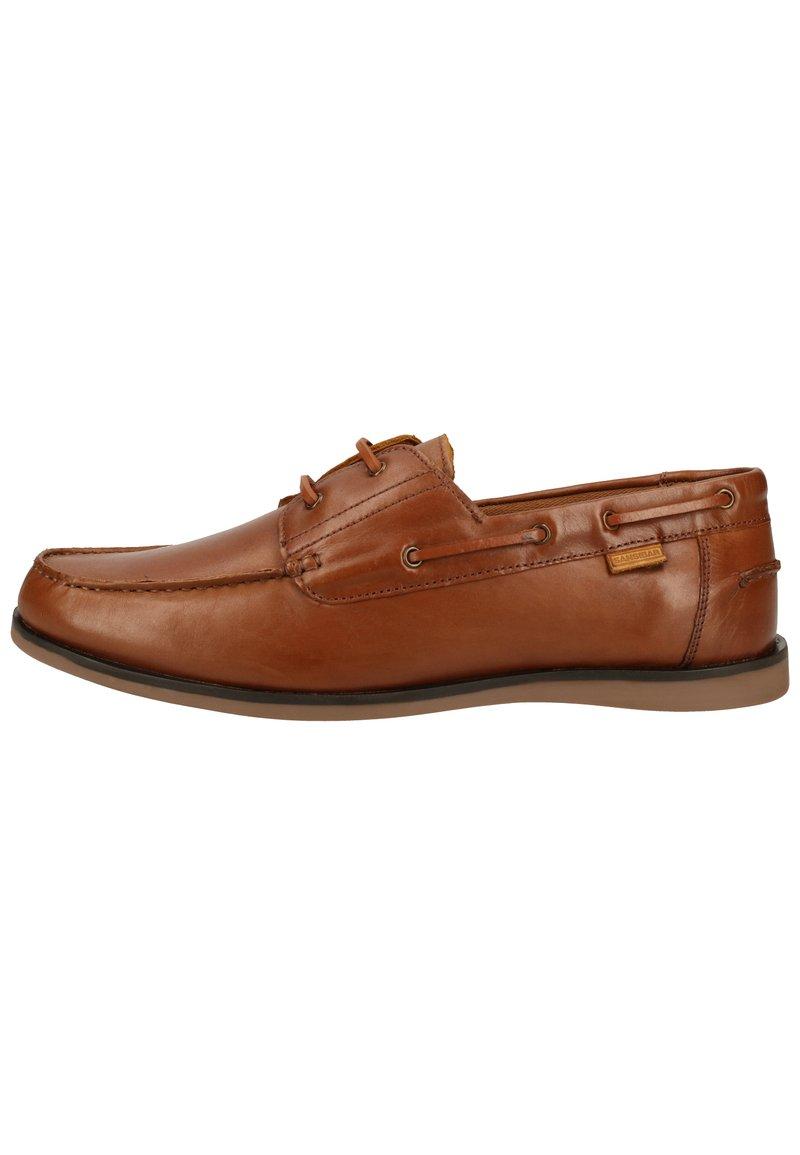 Sansibar Shoes - SANSIBAR HALBSCHUHE - Bootschoenen - dunkelbraun 41