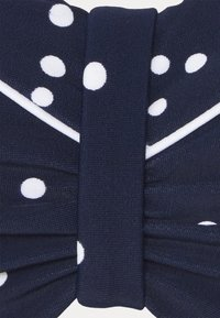 LASCANA - Bikini top - navy/white - 6