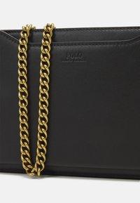 Polo Ralph Lauren - SLOANE CROSSBODY MINI - Borsa a tracolla - black - 3