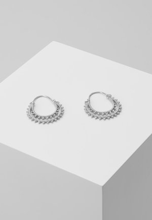 EARRINGS SIGNE - Pendientes - silver-coloured