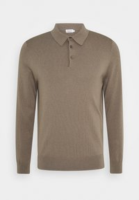 Filippa K - Jumper - dark taupe - 5