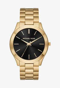 Michael Kors - SLIM RUNWAY - Watch - gold-coloured - 1