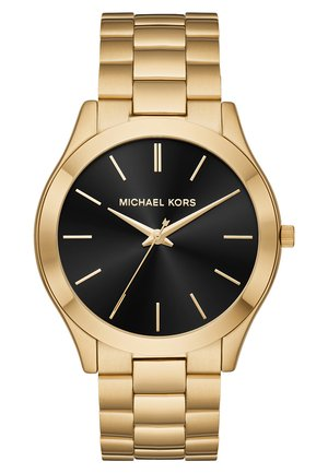 SLIM RUNWAY - Horloge - gold-coloured