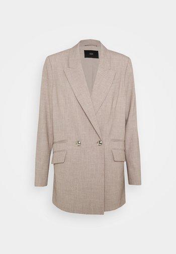 TOKYO FASHIONISTA - Krátký kabát - beige melange