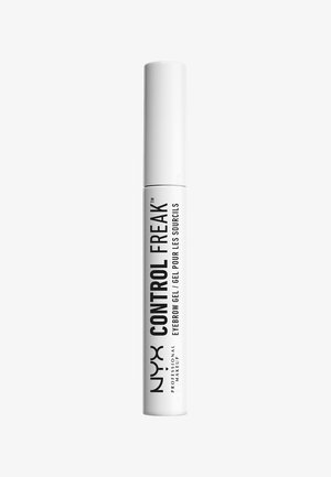 AUGENBRAUENSTIFT CONTROL FREAK EYEBROW GEL - Ögonbrynsgel - 1 clear