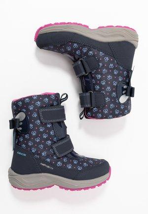 KURAY GIRL  - Zimní obuv - navy
