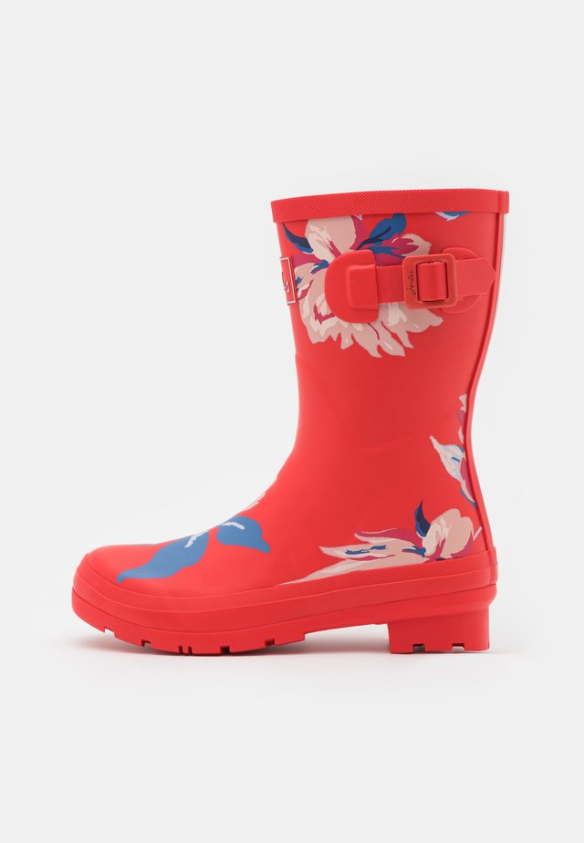 WELLY - Kalosze - red