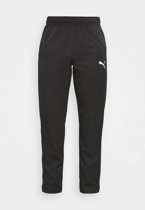 ACTIVE PANT  - Tracksuit bottoms - black