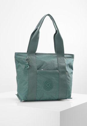 ERA S - Tote bag - light green