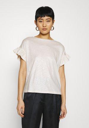 DAY PERMANENT - Basic T-shirt - ivory
