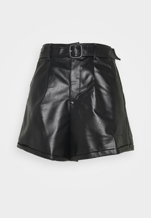 NICKLE - Shortsit - black