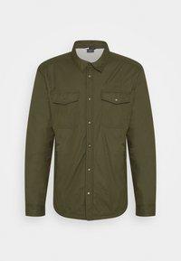 WORKWEAR PILE - Outdoor jacket - khaki