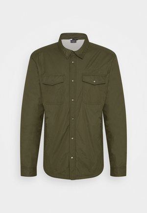 WORKWEAR PILE - Outdoor jacket - khaki