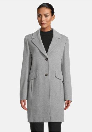 Pitkä takki - grey melange