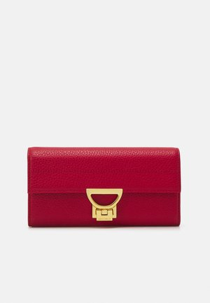 ARLETTIS WALLET - Portefeuille - ruby