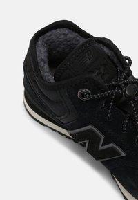 New Balance - Baskets basses - black - 5