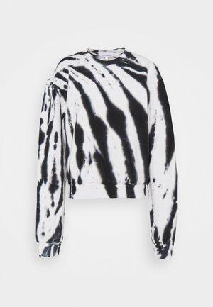 BOYFRIEND - Sweatshirt - black and white