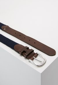 Hackett London - Belt - navy - 2